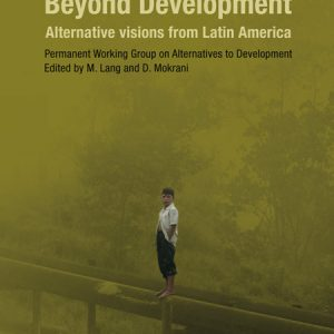 book titled beyond development