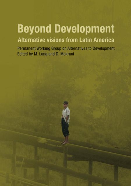 book titled beyond development