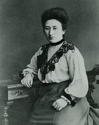 Biography Rosa Luxemburg Foundation